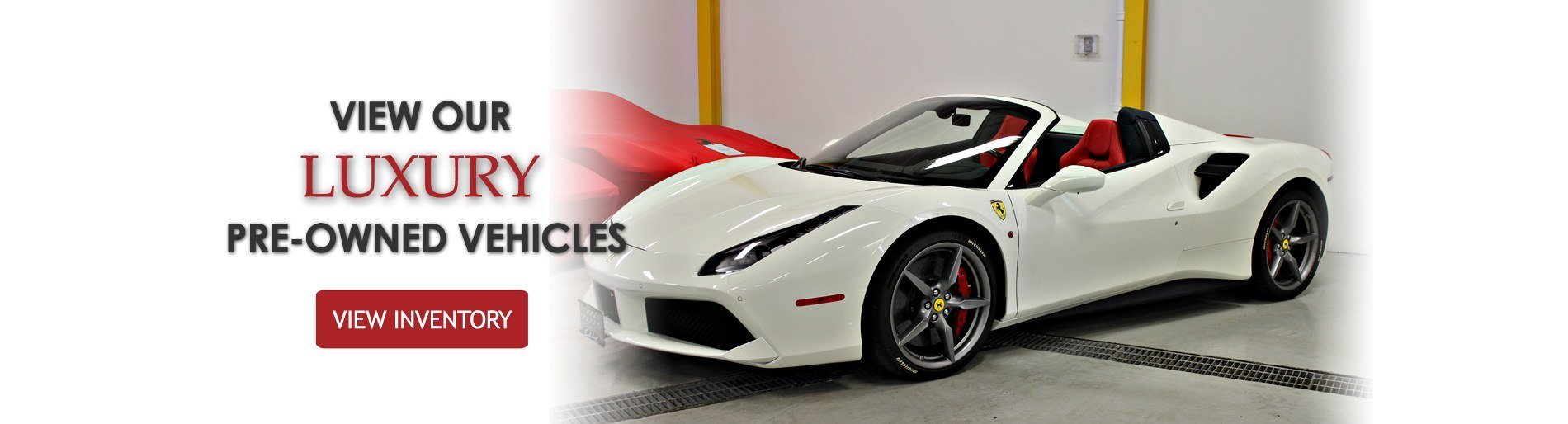 Luxury Exotic And Sport Car Inventory For Sale In Toronto Caliber